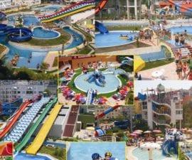 Water Planet Aquapark d'Alanya