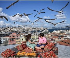 Couple-Istanbul