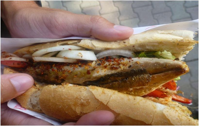 Istanbul-ekmek