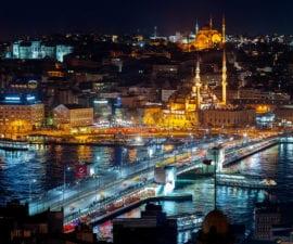 Istanbul-nuit