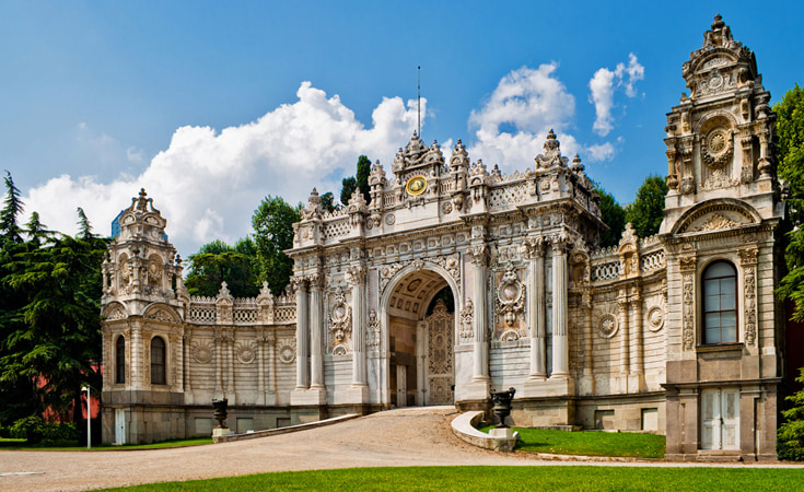 Dolmabahce à Istanbul