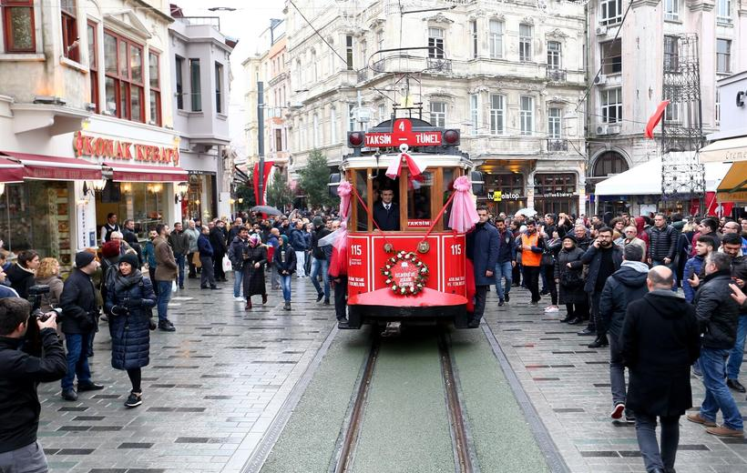 Istiklal-street