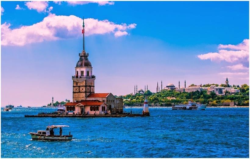 Tour de Leandre Istanbul