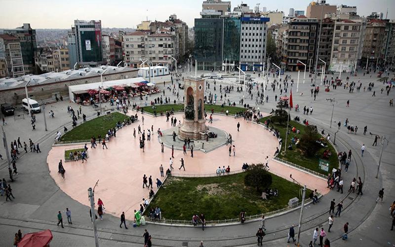 Taksim-place