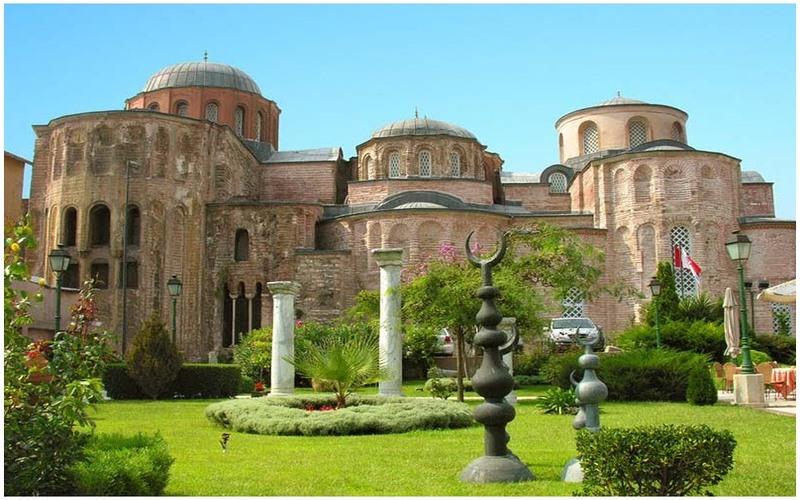 zeyrek-mosque