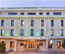 Best Western Antea Palace Hotel & Spa Istanbul
