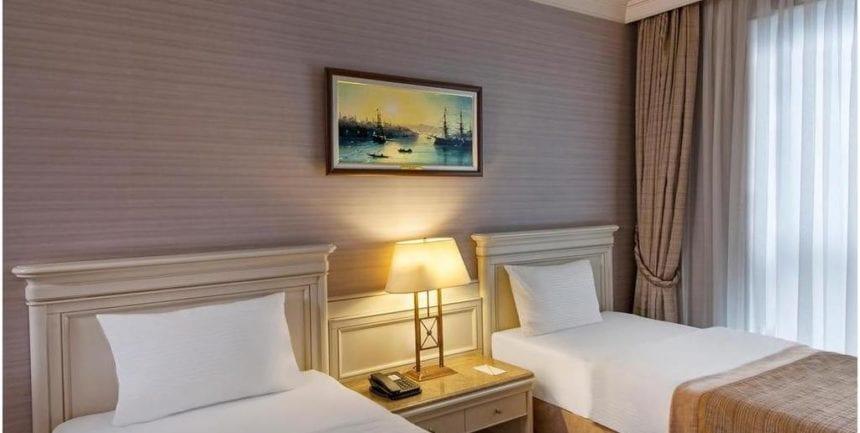 Elite World Prestige Hotel Istanbul