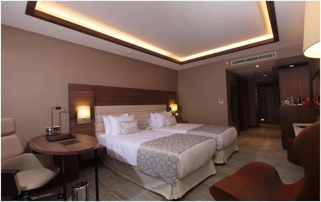 Bricks Airport Hotel Istanbul 20