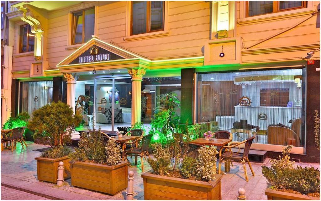 Budo Hotel Istanbul 19
