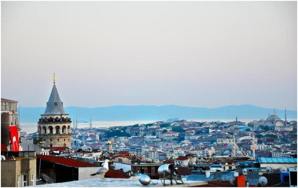 Elan Hotel Istanbul 9