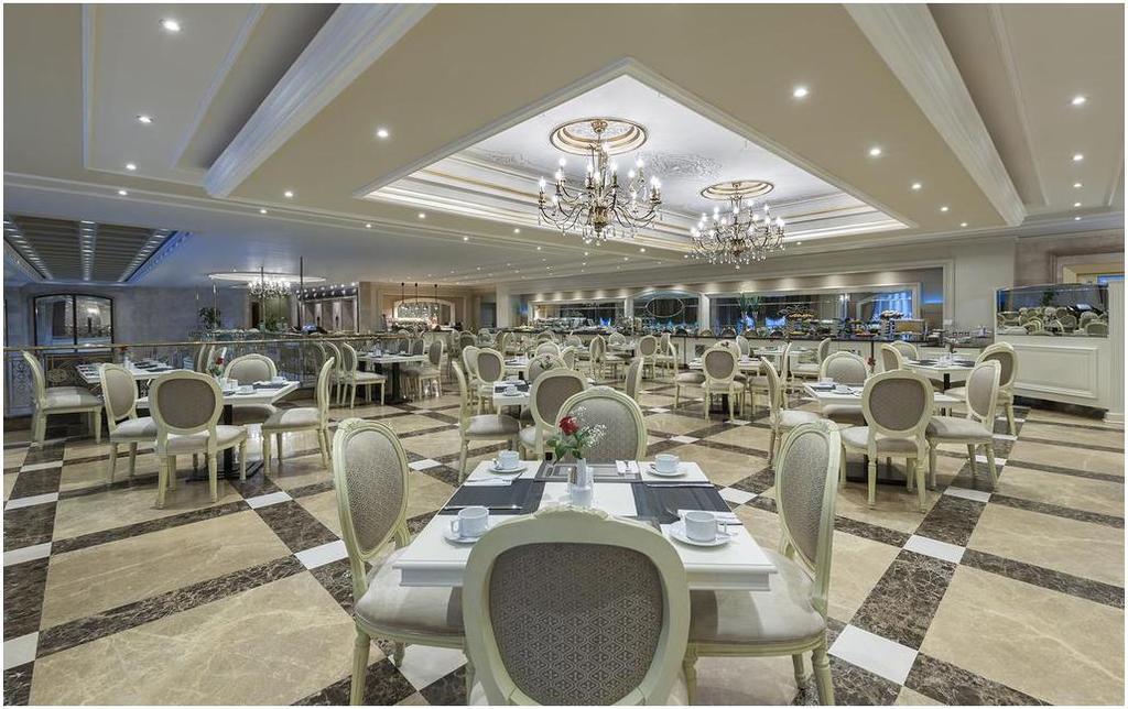 Elit World Hotel Istanbul 13