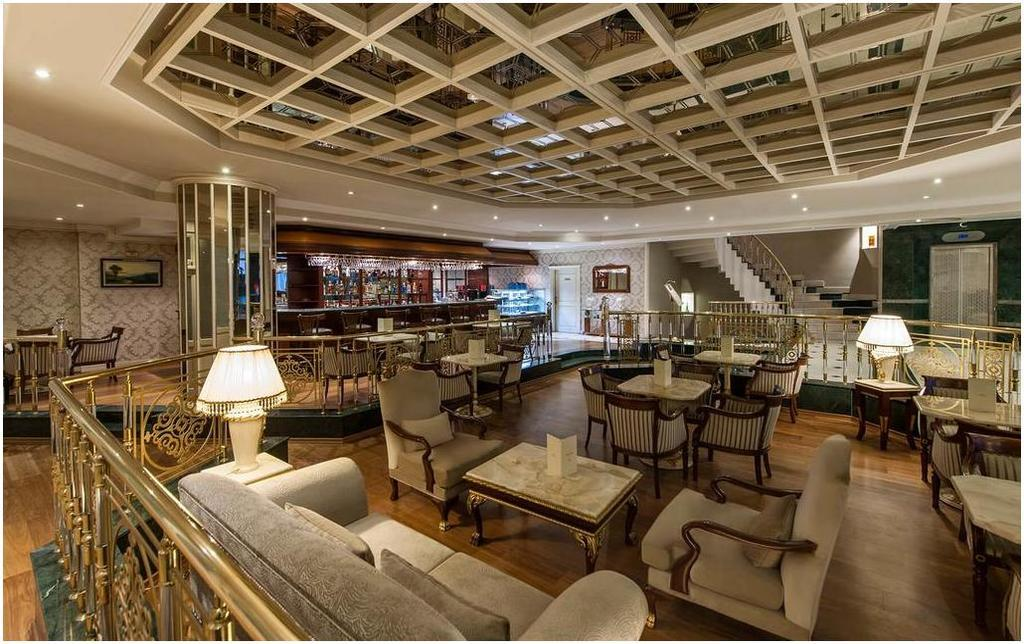 Elite World Prestige Hotel Istanbul 9